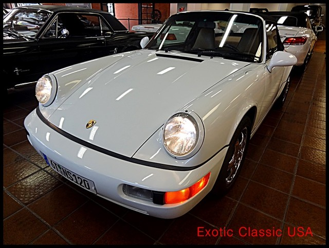 1994 Porsche  964 Carrera 2 Cabriolet San Diego, California 55