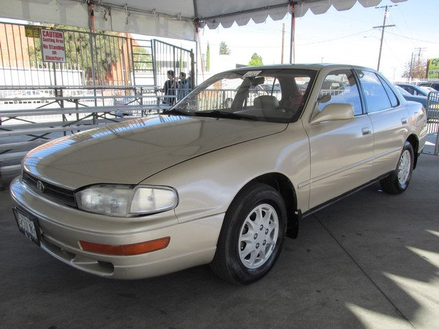 1994 Toyota Camry XLE This particular Vehicles true mileage is unknown TMU Please call or e-mai