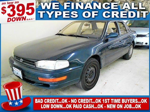 1994 Toyota Camry LE Limited warranty included to assure your worry-free purchase AutoCheck repor