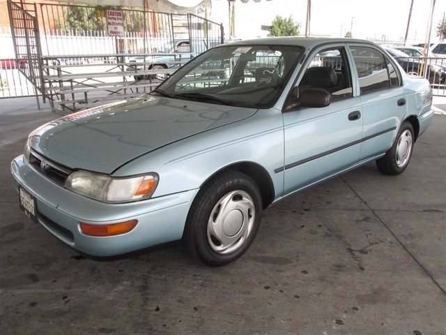 1994 Toyota Corolla Please call or e-mail to check availability All of our vehicles are availab
