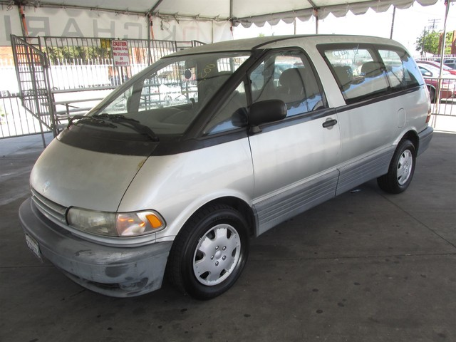1994 Toyota Previa DLX This particular Vehicle comes with 3rd Row Seat Please call or e-mail to c