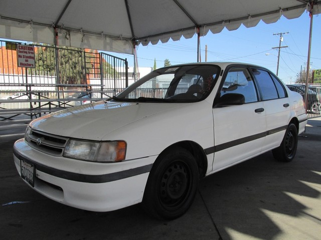 1994 Toyota Tercel DX Please call or e-mail to check availability All of our vehicles are availa