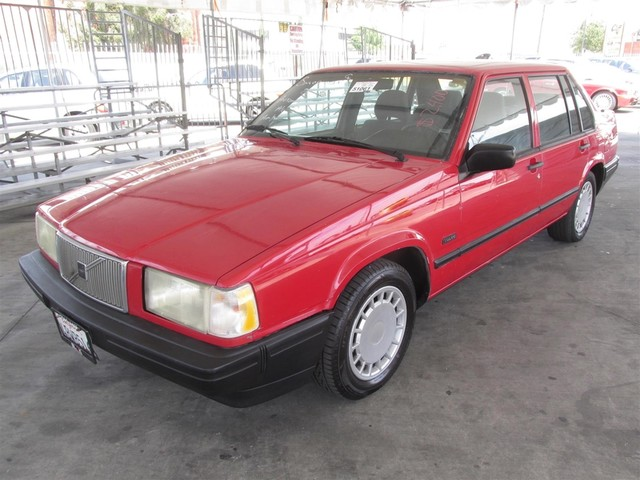 1994 Volvo 900 Base This particular Vehicles true mileage is unknown TMU Please call or e-mail