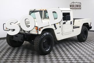 1995 Am General HUMMER H1 RARE TRUCK VERSION. LOW MILES. TIME CAPSULE | Denver, Colorado | Worldwide Vintage Autos in Denver Colorado
