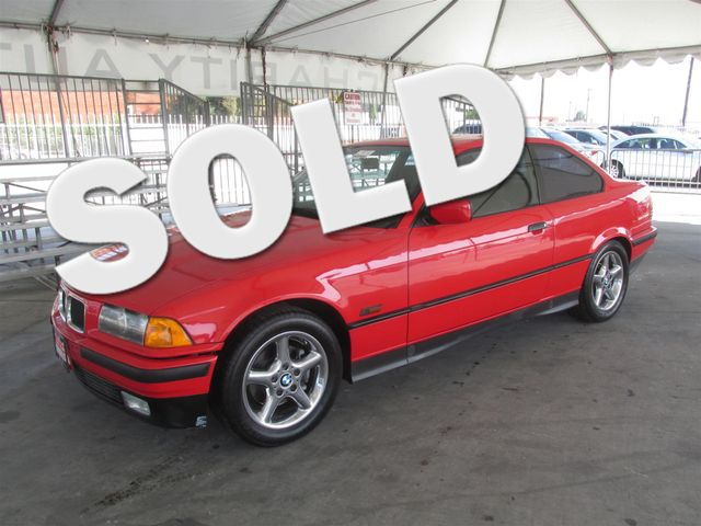 1995 BMW 3 Series 318iS This particular vehicle has a SALVAGE title Please call or email to check