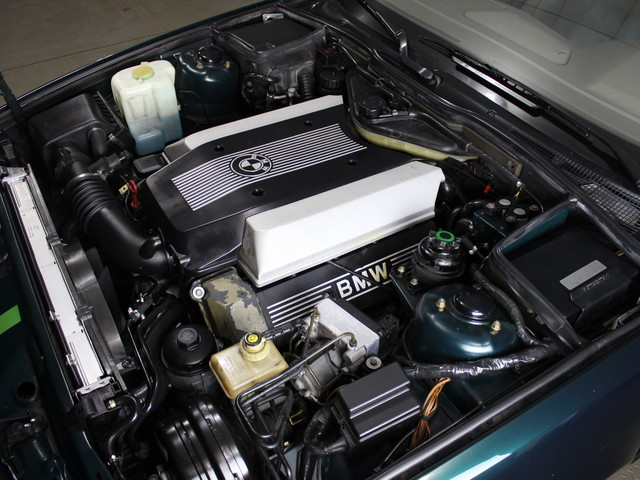 1995 BMW 5 Series 530i Matthews, NC 43