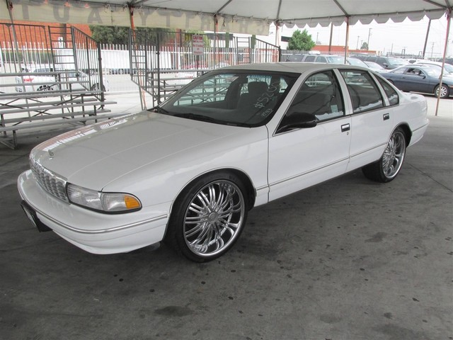 1995 Chevrolet Caprice Classic Please call or e-mail to check availability All of our vehicles
