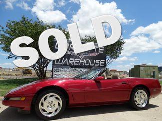 1995 Chevrolet Corvette in Dallas Texas