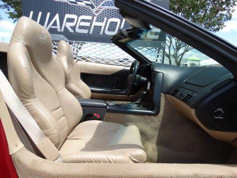 1995 Chevrolet Corvette Convertible Auto, CD Player, Alloys Only 23k! | Dallas, Texas | Corvette Warehouse  in Dallas, Texas