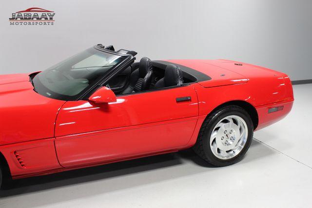 1995 Chevrolet Corvette Merrillville, Indiana 31