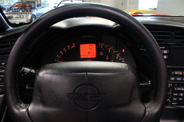 1995 Chevrolet Corvette Merrillville, Indiana 16