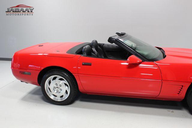 1995 Chevrolet Corvette Merrillville, Indiana 36