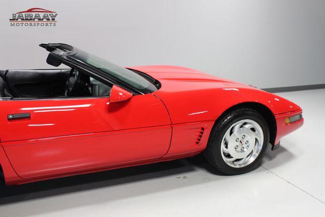 1995 Chevrolet Corvette Merrillville, Indiana 37