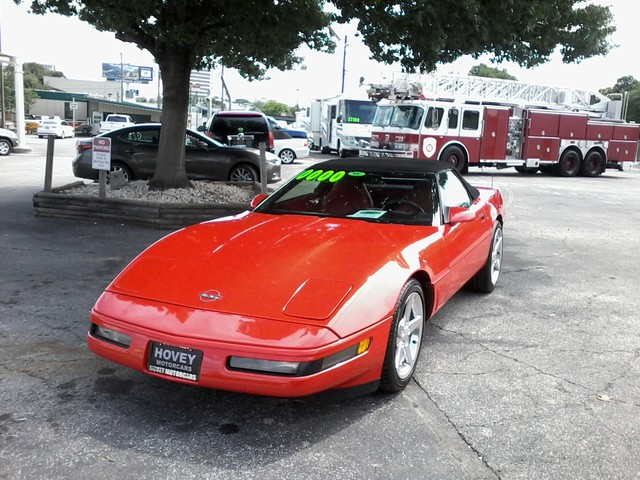1995 Chevrolet Corvette San Antonio, Texas 1