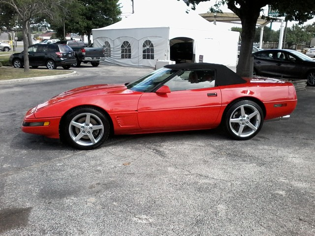 1995 Chevrolet Corvette San Antonio, Texas 0