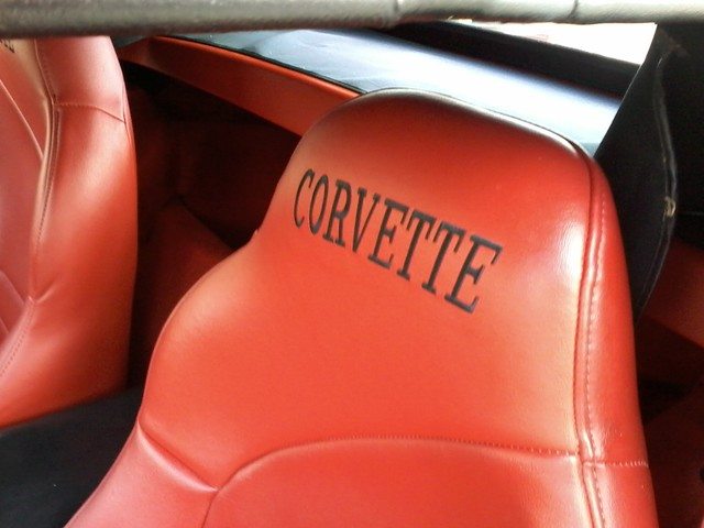 1995 Chevrolet Corvette San Antonio, Texas 10