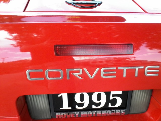 1995 Chevrolet Corvette San Antonio, Texas 17
