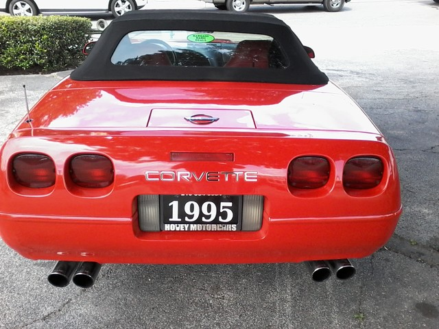 1995 Chevrolet Corvette San Antonio, Texas 3