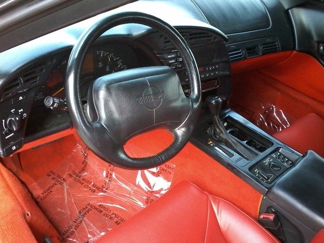 1995 Chevrolet Corvette San Antonio, Texas 9
