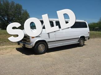 1995 Chevrolet Sport Van G30 Extended Cleburne, Texas