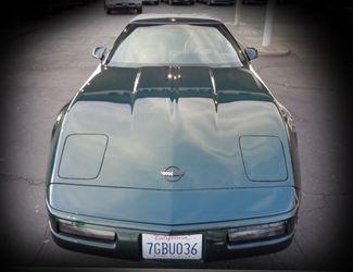 1995 Chevy Corvette  Coupe Chico, CA 8