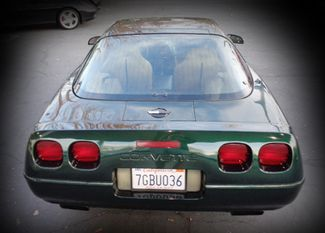 1995 Chevy Corvette  Coupe Chico, CA 9