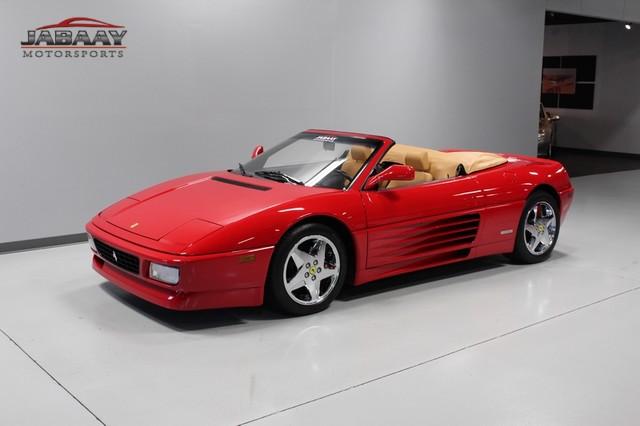 1995 Ferrari 348 Spider Merrillville, Indiana 40