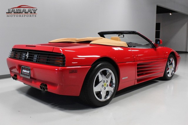 1995 Ferrari 348 Spider Merrillville, Indiana 4