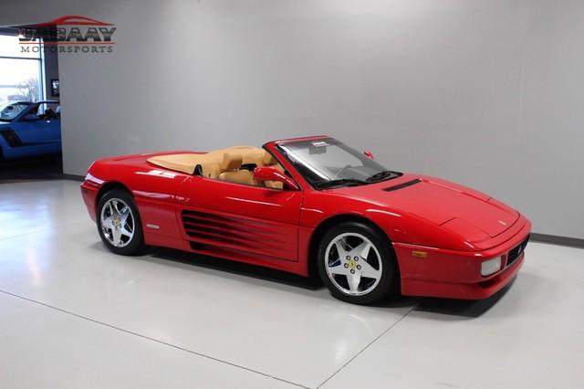 1995 Ferrari 348 Spider Merrillville, Indiana 53