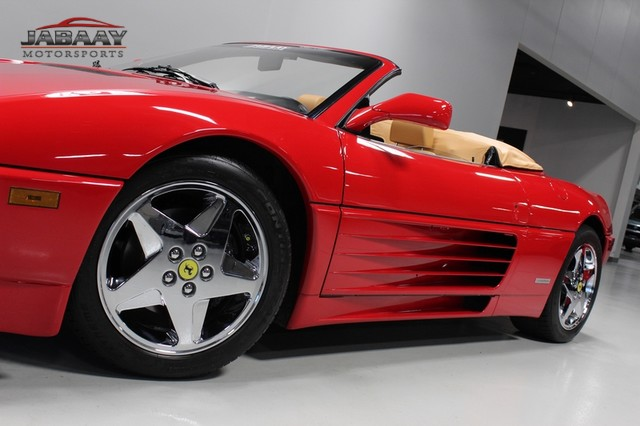 1995 Ferrari 348 Spider Merrillville, Indiana 36