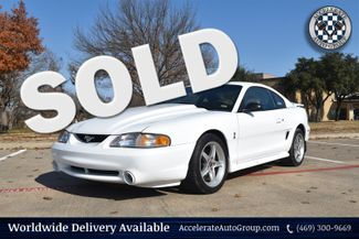 1995 Ford Cobra R ONLY 9,500 MILES, SUPER NICE in Garland