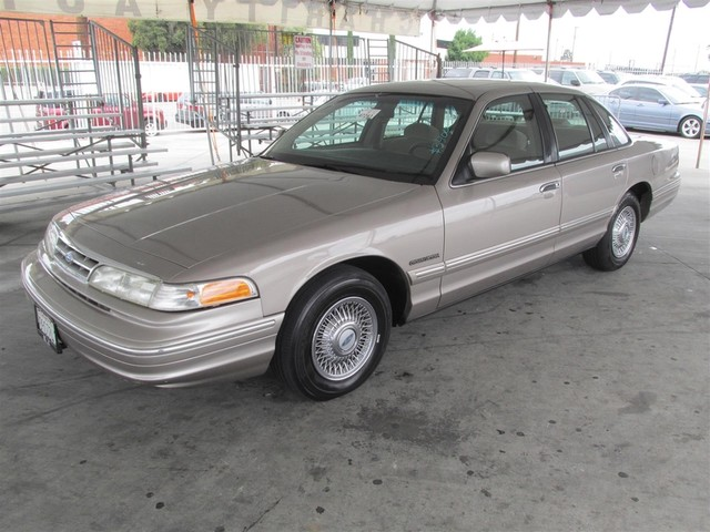 1995 Ford Crown Victoria Please call or e-mail to check availability All of our vehicles are av