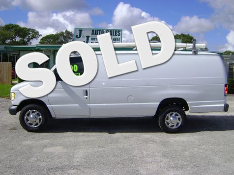 1995 Ford Econoline Cargo Van E250 SUPER DUTY VAN in Fort Pierce, FL