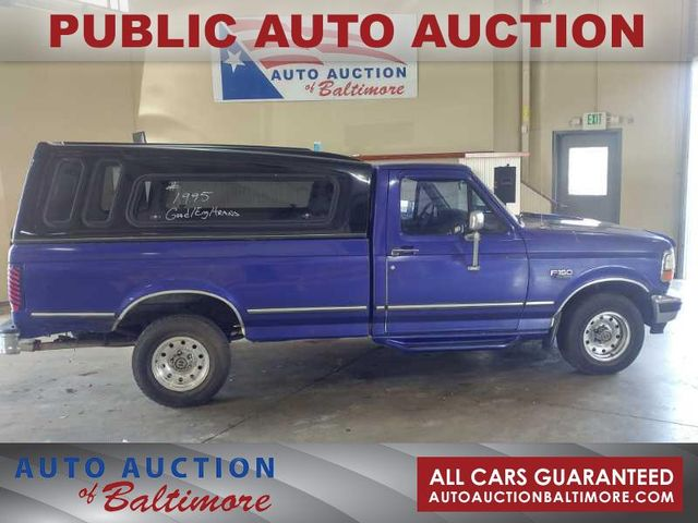 1995 Ford F-150  | JOPPA, MD | Auto Auction of Baltimore  in JOPPA MD