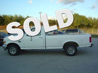 1995 Ford F-150 XL Reg. Cab Long Bed 2WD San Antonio, Texas