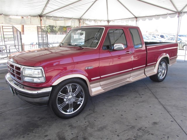 1995 Ford F-150 Special Please call or e-mail to check availability All of our vehicles are ava
