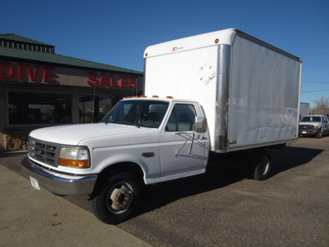 1995 Ford F-350 Chassis Cab XL in Glendive, MT