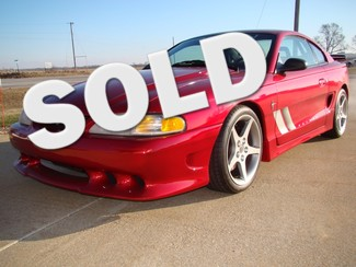 1995 Ford Mustang Saleen S351 Supercharged Bettendorf, Iowa