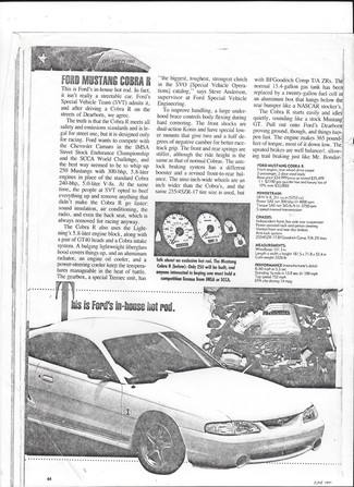 1995 Ford Mustang  Cobra R Bettendorf, Iowa 25