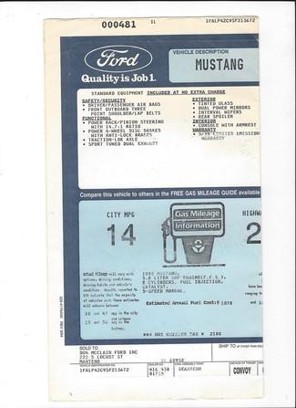 1995 Ford Mustang  Cobra R Bettendorf, Iowa 30
