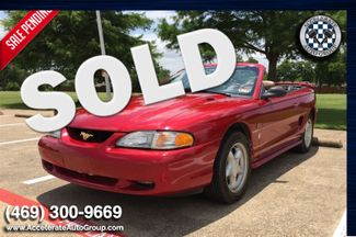 1995 Ford Mustang GT ONLY 45k miles!!! in Garland