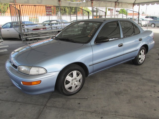 1995 Geo Prizm Please call or e-mail to check availability All of our vehicles are available fo