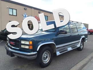 1995 GMC Suburban 2500 3/4 Ton 454 Big Block 7.4L One Owner! Maple Grove, Minnesota