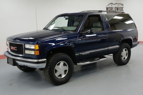 1995 GMC YUKON $60K+ RESTORATION NICEST AROUND SHOWROOM | Denver, CO | Worldwide Vintage Autos in Denver, CO