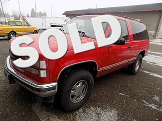 1995 GMC Yukon -Oregon Showroom Newberg, Oregon