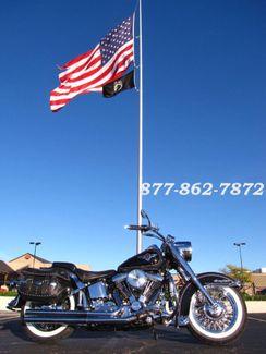 1995 Harley-Davidson SOFTAIL DELUXE FLSTN NOSTALGIA DELUXE FLSTN McHenry, Illinois