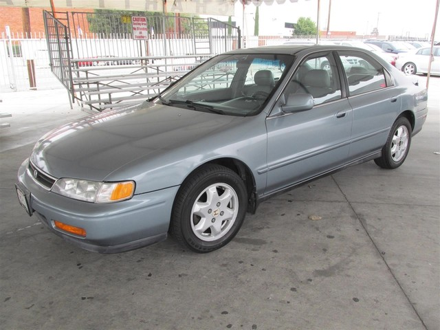 1995 Honda Accord Sdn EX Please call or e-mail to check availability All of our vehicles are av