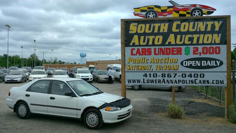 1995 Honda Civic LX in Harwood, MD
