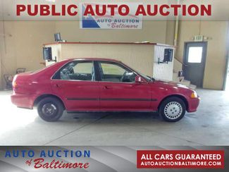 1995 Honda Civic EX | JOPPA, MD | Auto Auction of Baltimore  in Joppa MD