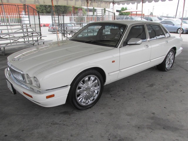 1995 Jaguar XJ Vanden Plas This particular Vehicles true mileage is unknown TMU Please call or